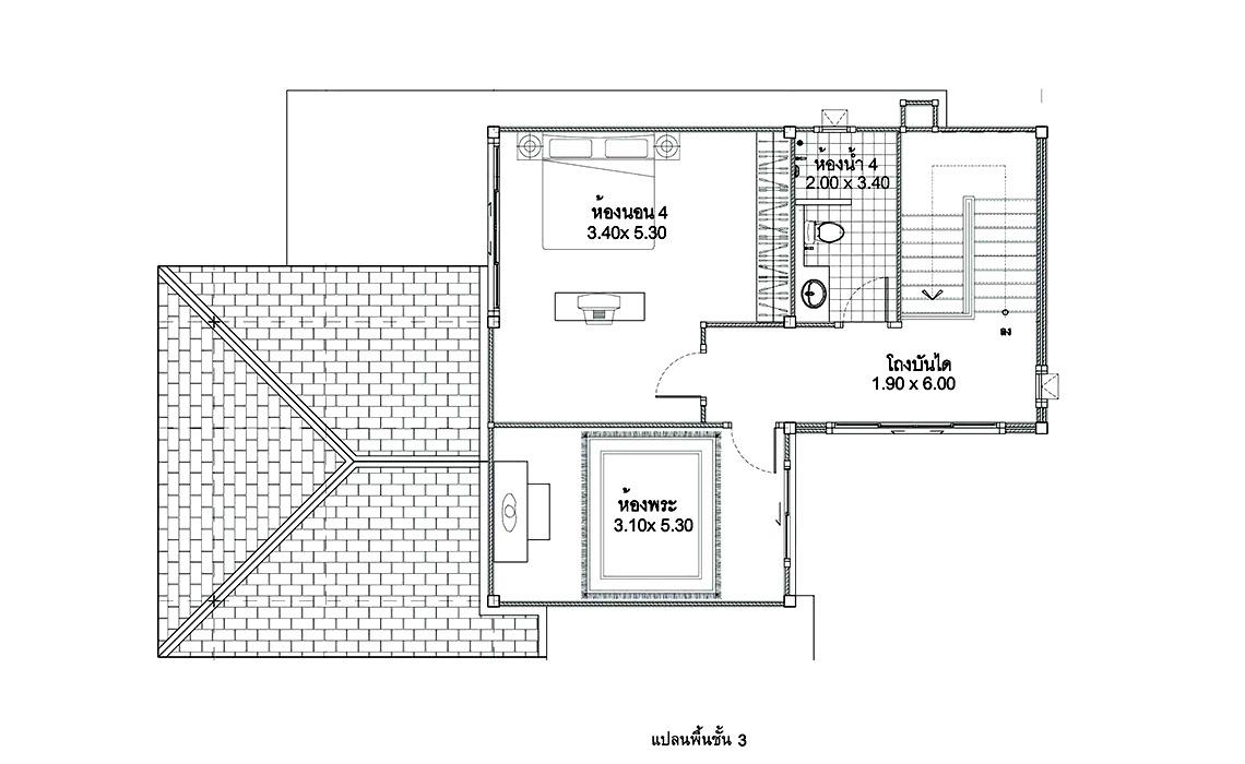แบบบ้าน Max-303