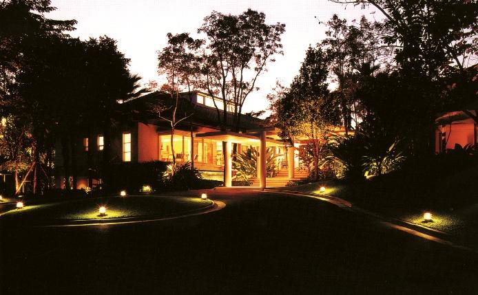 ฮวงจุ้ยบ้าน เสริมพลังด้วยไฟรอบบ้าน
