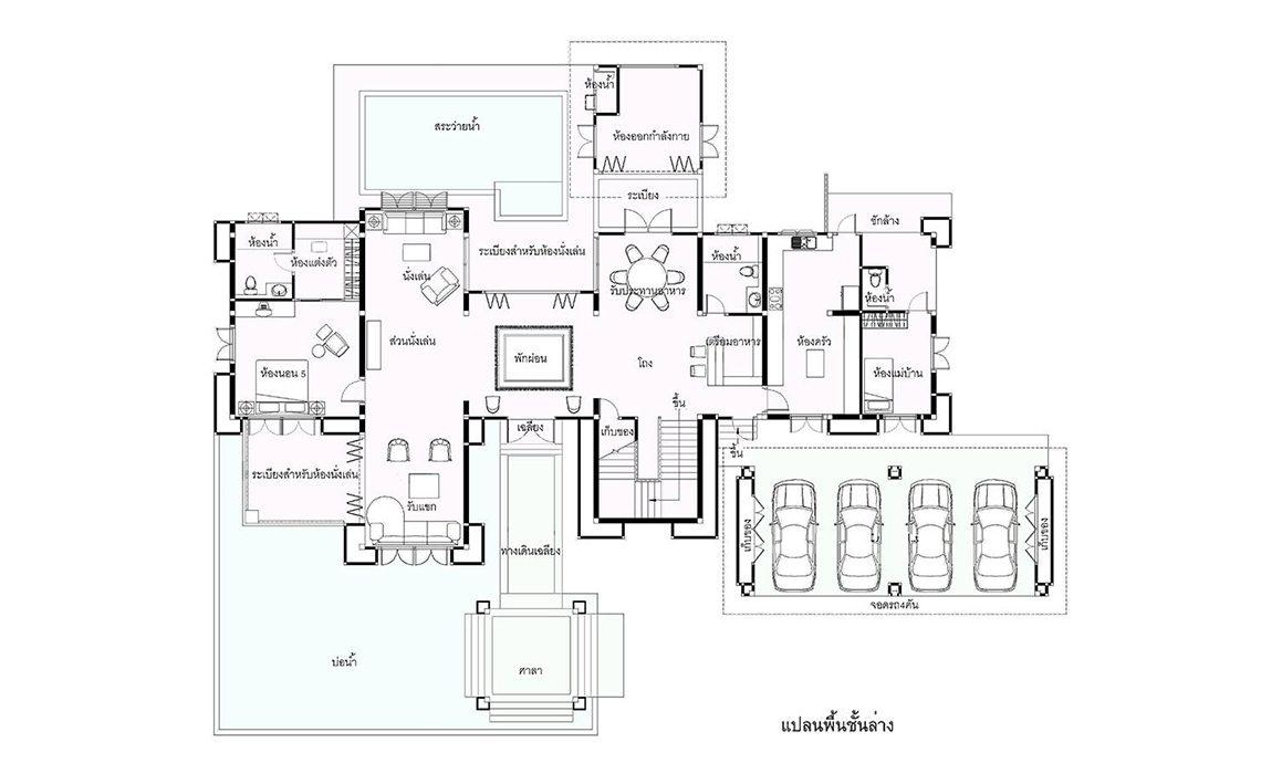 แบบบ้าน HP-01
