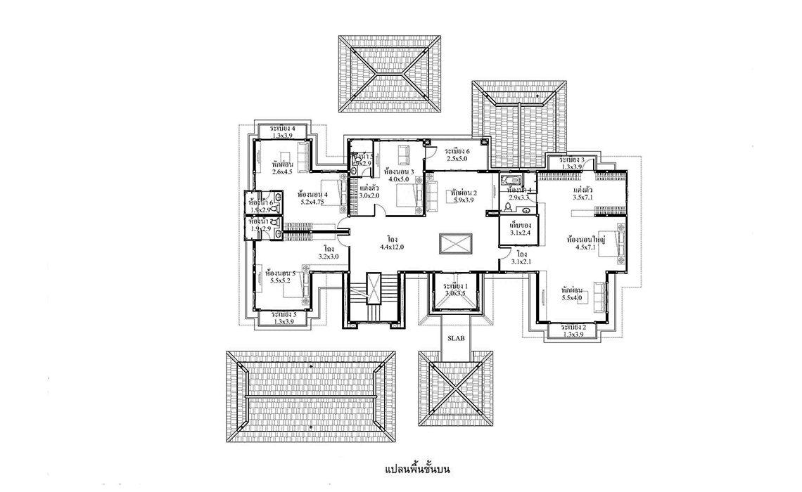 แบบบ้าน HP-02